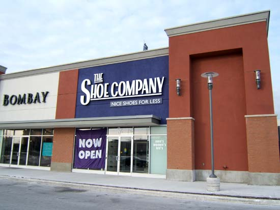 The Shoe Company   Shops & Services   Directory   Bloor-Yorkville