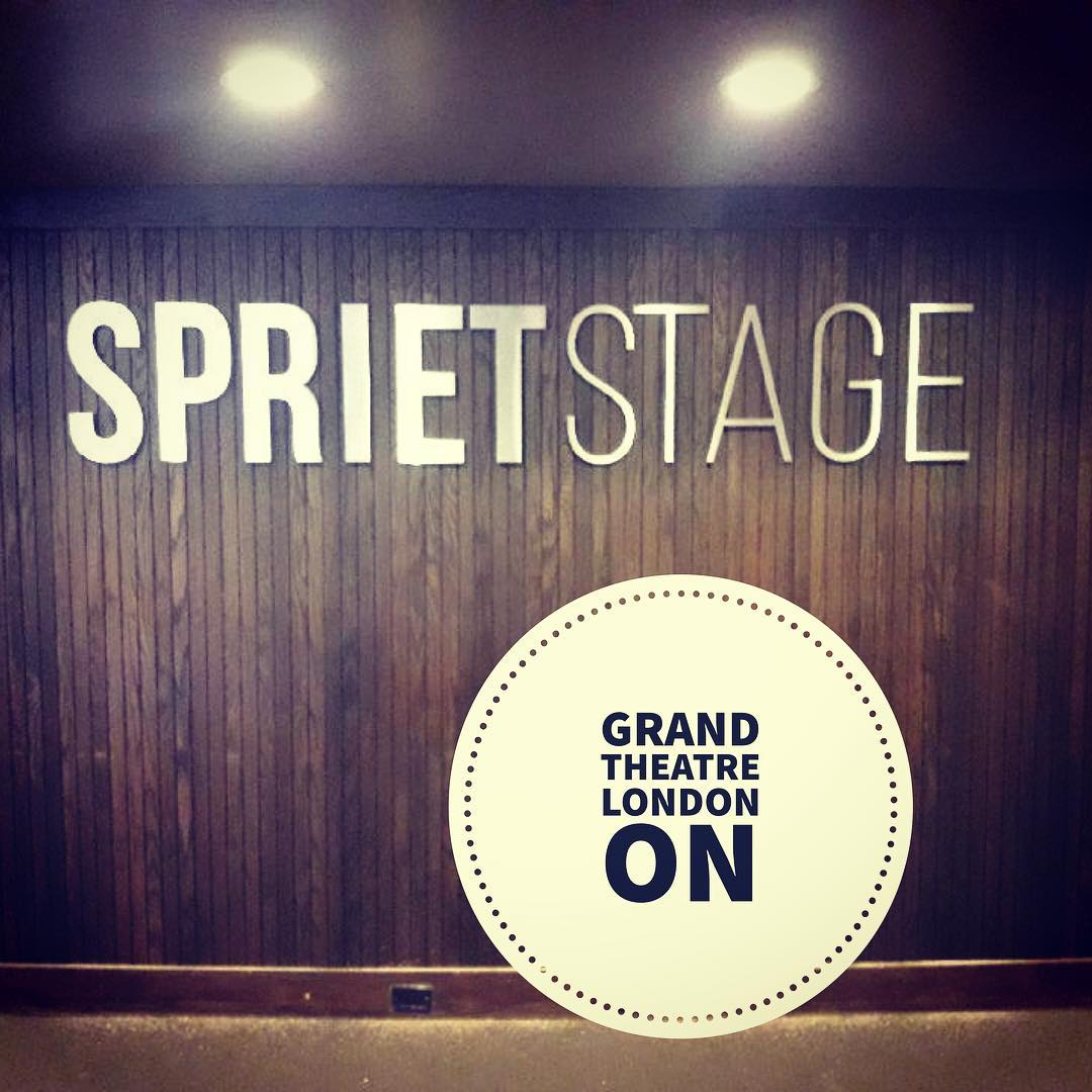We were thrilled to work with The Grand Theatre inhellip